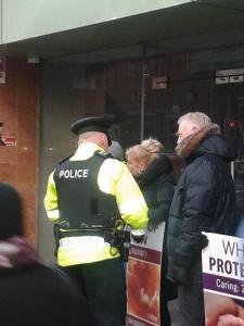 Bernie Smyth Police